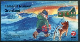 Grönland Mi# Weihnachts-MH 10 Postfrisch MNH - Christmas - Carnets