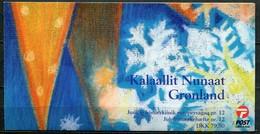 Grönland Mi# Weihnachts-MH 12 Postfrisch MNH - Christmas - Carnets
