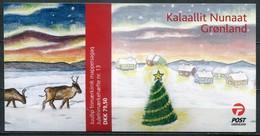 Grönland Mi# Weihnachts-MH 13 Postfrisch MNH - Christmas - Carnets
