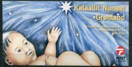 Grönland Mi# Weihnachts-MH 14 Postfrisch MNH - Christmas - Carnets