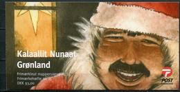 Grönland Mi# Weihnachts-MH 15 Postfrisch MNH - Christmas - Carnets