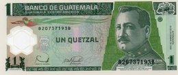 GUATEMALA 1 QUETZAL 2006  P-109   UNC - Guatemala