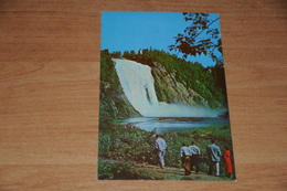 3311-         CANADA, QUEBEC, MONTMORENCY FALLS, LES CHUTES - Montmorency Falls