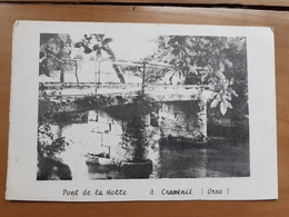 CRAMENIL   Pont De La Motte - Historia