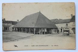La Halle, Les Aix-D Angillon, France - Les Aix-d'Angillon
