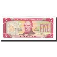 Billet, Liberia, 5 Dollars, 2003, KM:26a, SPL - Liberia