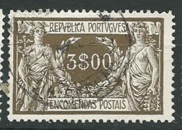 Portugal  Colis Postaux  - Yvert N° 14 Oblitéré    -  Ay 15623 - Colis Postaux