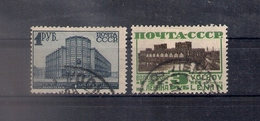 Russia 1930, Michel Nr 392D-93C, Used - Usati