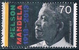 2018  100. Geburtstag Von Nelson Mandela - Gebruikt