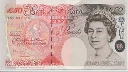 GREAT BRITAIN P. 388c 50 P 1994 UNC - 1952-… : Elizabeth II