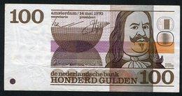 :Netherlands  -  100 Gulden 14-7-1970 'Michiel De Ruyter' ( 2212542747) - [2] 1815-… : Regno Dei Paesi Bassi