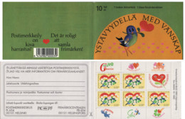 Ref. 3218 * NEW *  - FINLAND . 1993. FRIENDSHIP FINLAND-ESTONIA. AMISTAD FINLANDIA-ESTONIA - Finland