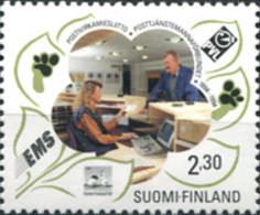 Ref. 103310 * NEW *  - FINLAND . 1994. CENTENARY OF THE POSTAL OFFICERS. CENTENARIO DE LOS FUNCIONARIOS DE CORREOS - Finlandia