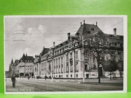 Luxemburg, Arbet À. G., Oblitéré 1943 Occupation - Sonstige