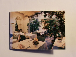 Carte De Visite Restaurant Au Palais De L'Emir Huy - Cartes De Visite