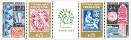 Ref. 247508 * NEW *  - FRANCE . 1964. INTERNATIONAL PHILATELIC EXHIBITION IN PARIS. EXPOSICION FILATELICA INTERNACIONAL - Francia