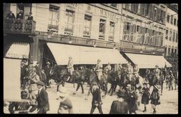 NEW - Ww1 - Arrivée 118e Luxemburg Luxembourg ANEN Juillet 1919  Soldats 1914 1915 1916 1917 1918 Guerre Mondiale - Luxembourg - Ville