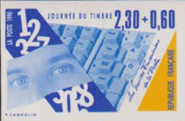 Ref. 165268 * NEW *  - FRANCE . 1990. STAMP DAY. DIA DEL SELLO - Nuevos