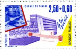 Ref. 244453 * NEW *  - FRANCE . 1991. STAMP DAY. DIA DEL SELLO - Nuevos