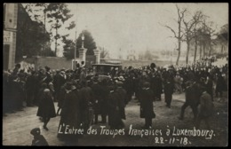 NEW - Ww1 - Troupes Françaises  Luxemburg Luxembourg  WIROL Soldats 1914 1915 1916 1917 1918 1919 - Luxembourg - Ville