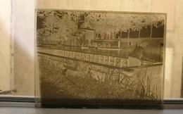 LES DAUPHINS NIVERNAIS - ECOLE DE NATATION - PLAQUE DE VERRE 12*9 CM - Plaques De Verre