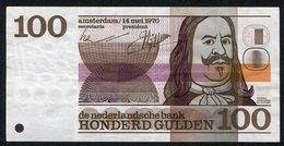:Netherlands  -  100 Gulden 14-7-1970 'Michiel De Ruyter' ( 1002533211 ) - [2] 1815-… : Kingdom Of The Netherlands