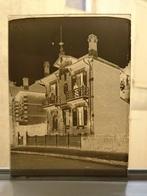 VILLA CANTEMERLE - VINS DU BLAYAIS DE R. CASTELBON - PLAQUE DE VERRE 12*9 CM - Plaques De Verre