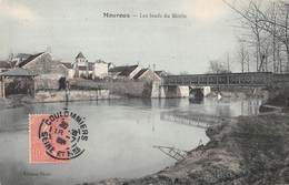 77 .n° 110258 . Mouroux . Les Bords Du Morin . - Other Municipalities
