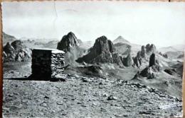 6 TAMANRASSET HOGGAR ASSEKREM VUE GENERALE SUR LE MASSIF TAMPON CIE MEHARISTE DU TIDIKELT HOGGAR EN 1958 - Altri