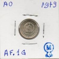 (mec) - Republique De Angola 50 Lwei 1979 - AF. 1G - Angola