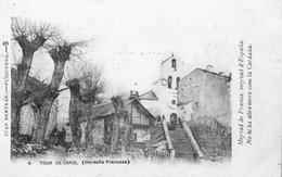 D66 - Carte Postale Précurseur < TOUR DE CAROL (Cerdana Francesa) - Autres Communes