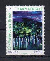 Francia - 2015 - L' O Di Yann Kersalè - 1 Valore Da Euro 1,90 - Nuovo ** - (FDC20769) - Francia