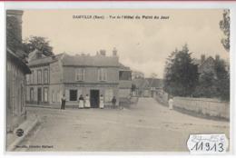 11913  FRD27 CPA DAMVILLE VUE DE L HOTEL DU POINT DU JOUR TBE - Altri Comuni