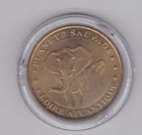 Port Saint Père Planète Sauvage Ll'élephant Et L'otarie 2002CN Diff. Bas - Monnaie De Paris