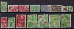 BELGIUM - Revenue TAX STAMP - LOT - Used / Gebruikt ; Staat Zie Scan ! Inzet Aan 2 € ! - Stamps