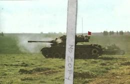 """Tir à La Mitrailleuse D'un Char """"Patton M 47 - Materiale"""