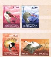 Botswana 2019 Birds MNH - Botswana (1966-...)