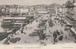 *** 13  ***  MARSEILLE  Le Quai De La Fraternité - Precurseur  - Neuve Excellent état - Altri