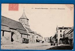 CIRCUIT D'AUVERGNE GRANDE RUE A BOURG LASTIC - Altri Comuni