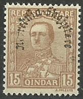 ALBANIA 1928 Mi:AL 192, Sn:AL 231, Yt:AL 211 *** MNH  40 EUROS - Albania
