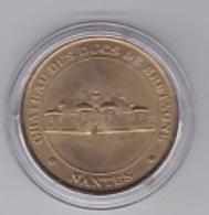 Château Des Ducs De Bretagne  2001millenium - Monnaie De Paris