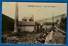 PENCHOT AVEYRON USINE DES TANNINS - France