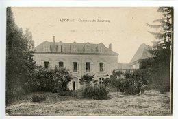 Agonac Château De Gourjou - Other Municipalities