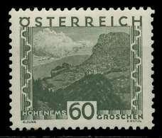 ÖSTERREICH 1929 Nr 509 Ungebraucht X7ABB5A - Ungebraucht