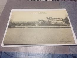 Cpa Sedan La Meuse Et Le Pont De La Gare Inondation Du 27 Février 1910 - Sedan