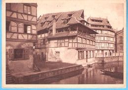 Strasbourg-Strassburg-+/-1910-Rue Du Bain-Aux-Plantes-Pflanzbad-Verlag Jul.Manias & Cie, Strassburg-Schiltigheim - Straatsburg