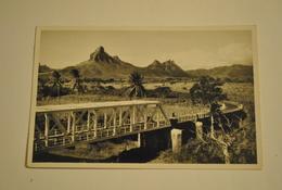 Ile Maurice Beautes De L Ile Tamarin Le Rempart Et Les Trois Mamelles - Mauritius
