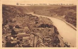DINANT (Après La Guerre 1914-1918) - Vue Prise De La Meuse En Amont - Namur