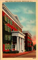 North Carolina Winston Salem Historic Salem College - Winston Salem