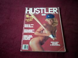 HUSTLER    VOL 8  N° 12  JUNE  1982 - Männer
